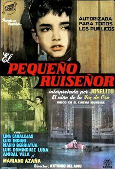 1956 - El pequeño ruiseñor - Antonio del Amo
