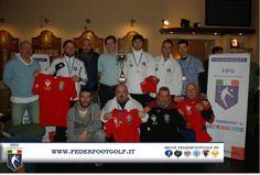 La squadra #Footgolf Livorno Campione a Gavi (Al)