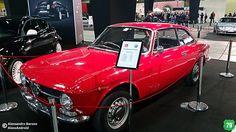 #AlfaRomeo #GiuliaGT #MotorShow2014 #Bologna #Auto #Car #Automobili #Supercar