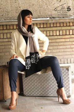Iran's New Wave of Women Fashion Designers http://www.justaplatform.com/iran-women-fashion/