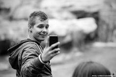 fotos que importan: Apuntes para una teoría visual del perfecto selfie...