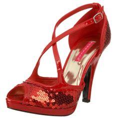 Bordello by Pleaser Women's Siren-07SQ Sandal,Red Sequins,10 M US Pleaser,http://www.amazon.com/dp/B0028TRA0Y/ref=cm_sw_r_pi_dp_EC1vsb0CRZM92V0T