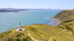 On Wellington's stunning rugged eastern coast, you'll find New Zealand's very first lighthouse.