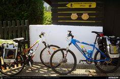 Traseu cu bicicleta MTB XC El Camino de Santiago del Norte - 8: Almuna - Navia - Tapia De Casariego - Ribadeo - Vilela . MTB Ride El Camino de Santiago del Norte - 8: Almuna - Navia - Tapia De Casariego - Ribadeo - Vilela - Asturia - Galicia, Spania Bicycle, Vehicles, Mtb Bike, Bicycles, Camino De Santiago, Norte, Bicycle Kick, Car, Bike