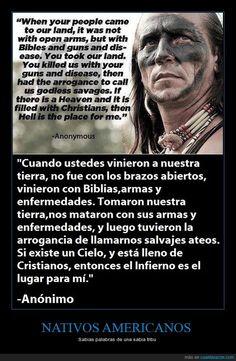 Palabra de nativo americano
