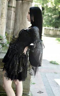 Gothic. Goth. Goths. Women
