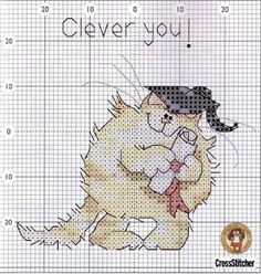 Graduation, cross-stitch [would make a wonderful graduation gift and keepsake! ;) Mo]