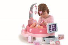 SMOBY 24223 Baby Nurse opatrovateľské centrum