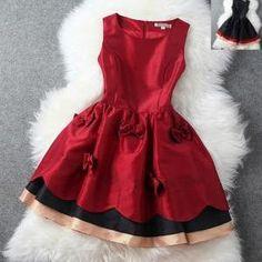 Bow Princess Dress H442125