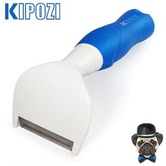 KIPOZI Pet Grooming Deshedding Brush for Shedding for Cats and Dogs with Long or Short Hair -- Tried it! Love it! Click the image. : Dog Grooming