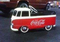 || Desert Lily Vintage || Vintage VW Pedal Single Cab. Hope you'll check out my four other Coca Cola boards. Anthony Contorno Sr