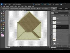 Digital Scrapbooking Designer Tutorial: Envelope
