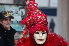 Not long til the Venice Carnival season. This was from a set of photos I took in 2007.