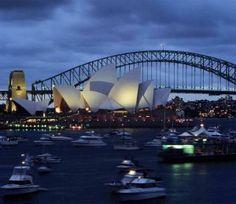 Visit ...........Australia.......please someone take me!!!