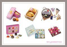 french foodie gourmet toys @ALEXANDALEXA.COM.COM @Ciara Byars Guild @Bobby Grasberger Rabbit @L E Toy Van #djeco @GLTC