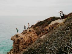 Point Dume is one of the best places to visit in Malibu! Cliff Diving, Paradise Cove, Into The Fire, Pacific Beach, California Dreamin', Travel Usa, Adventure Travel, Places To Go, Nature
