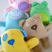 Lapas - Cool Craft Hunting - Galerija - Pašu šūtas rotaļlietas - draugiem.lv