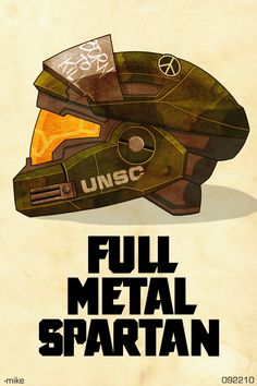 Full Metal Spartan by *MikeDimayuga on deviantART