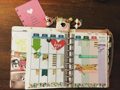 """This weeks layout. Before I actually wrote all the outings that have and will take place. I just realized I never finished writing my phrase for the week. It's suppose to read """" SPEAK the TRUTH with L❤️VE. #dokibookplanner #dokibookdiscagenda #weeklyspread #washi #planneraddict #plannerlover #plannerlayout"""