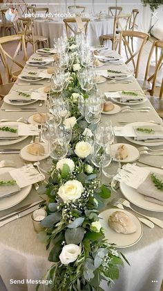 Decoration for the dream wedding - these table centers are simply beautiful - Brides maid luncheon - Floral Wedding, Wedding Colors, Diy Wedding, Wedding Ceremony, Rustic Wedding, Wedding Flowers, Dream Wedding, Wedding Tables, Elegant Wedding