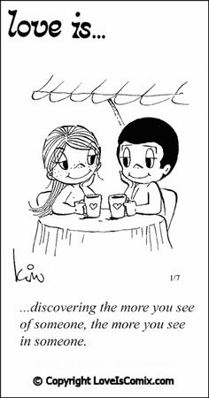 Love is... Comic for Wed, Dec 19, 2012