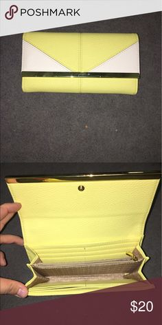 Wallet Yellow Charming Charlie Wallet Charming Charlie Bags Wallets
