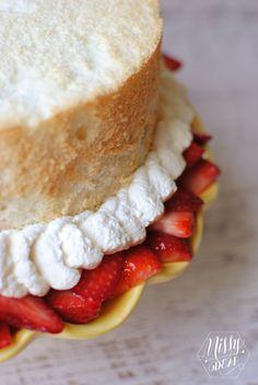 Angel Food Cake - Reasons To Skip The Housework