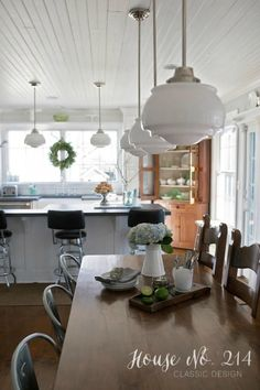 Love this farmhouse