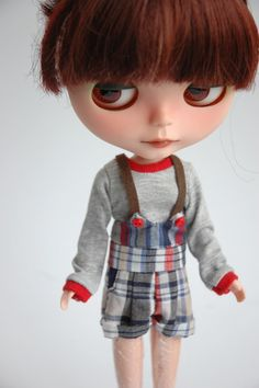 PREORDER Playful Outing  Set for Blythe by SMPdoll on Etsy, $35.00