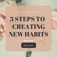 3 Steps to Creating