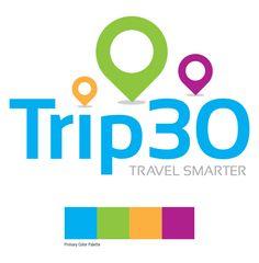 Trip30 Branding | Oblique Design specializes in branding, web design, and print design.