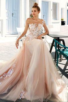 Eva Lendel 2017 Wedding Dress