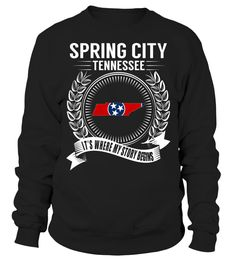 Spring City, Tennessee - It's Where My Story Begins #SpringCity