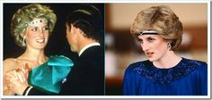 As you can see from the picture, Princess Di often wore her jewelry in unconventional ways such as the famous emerald choker worn as a headband. This Emerald necklace was a wedding gift from Queen Elizabeth which was originally owned by Queen Mary.