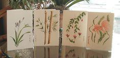 Teresa Kasner's - A R T - G A L L E R Y - Corbett, Oregon Art Cards, Watercolor Art, Hearts, The Originals, Watercolor Painting, Crochet Granny, Crochet Stitches