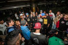 Sábado, dia 20 de julho, é dia de mais uma Batalha da Leste. Ela acontece na passarela da estação Corinthians-Itaquera a partir das 15h. A entrada é Catraca Livre.