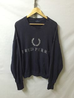 A personal favourite from my Etsy shop https://www.etsy.com/listing/385196976/vintage-fred-perry-big-spell-out-front