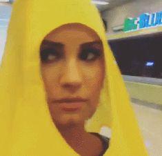Demi the banana...