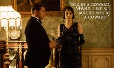 The best quotes from Downton Abbey series 6 episode 8 - Golly gumdrops, bitches and bawdy madams