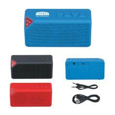 #2730 Bluetooth Brick Speaker