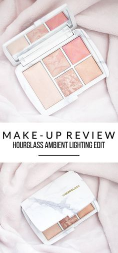 Hourglass Cosmetics Ambient Lighting Edit Palette | Marble Makeup Palette | Hourglass Ambient Lighting Edit in Surreal Light Review