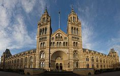 UK Londres Natural History Museum London