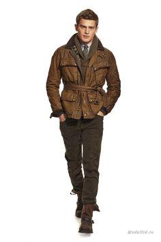 Мужская мода: Polo Ralph Lauren, осень-зима 2016-2017