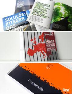Blocotelha - Construções Metálicas e Autoportantes #onetofour #identidadevisual #identidade #logotipo #rebranding #catálogo #brochuras #aplicacoes #blocotelha #communication #graphic #design