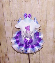 Hey, I found this really awesome Etsy listing at https://www.etsy.com/listing/244531561/princess-crown-birthday-ribbon-trim-tutu