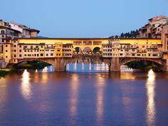 Ponte Di Vechio Florence,Italy