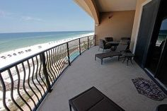 Santa Rosa Beach, FL: The amazing 4 bedroom / 3 baths, 2,200 sq. ft unit sits on the top 4th floor with incredible gulf views of the Emerald waters.    Sleeping Arrangement...
