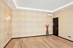 Интерьер гостиной пустой — Стоковое фото © MrHamster #2504049