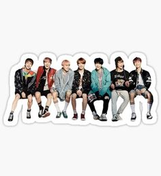 Bts Spring Day stickers featuring millions of original designs created by independent artists. Foto Jungkook, Foto Bts, Bts Photo, Bts Bangtan Boy, Pop Stickers, Tumblr Stickers, Printable Stickers, Bts Chibi, Kpop Logos