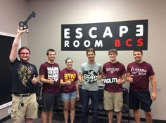 This group outwitted Dr. Andrews and escaped his lab in 52 minutes!